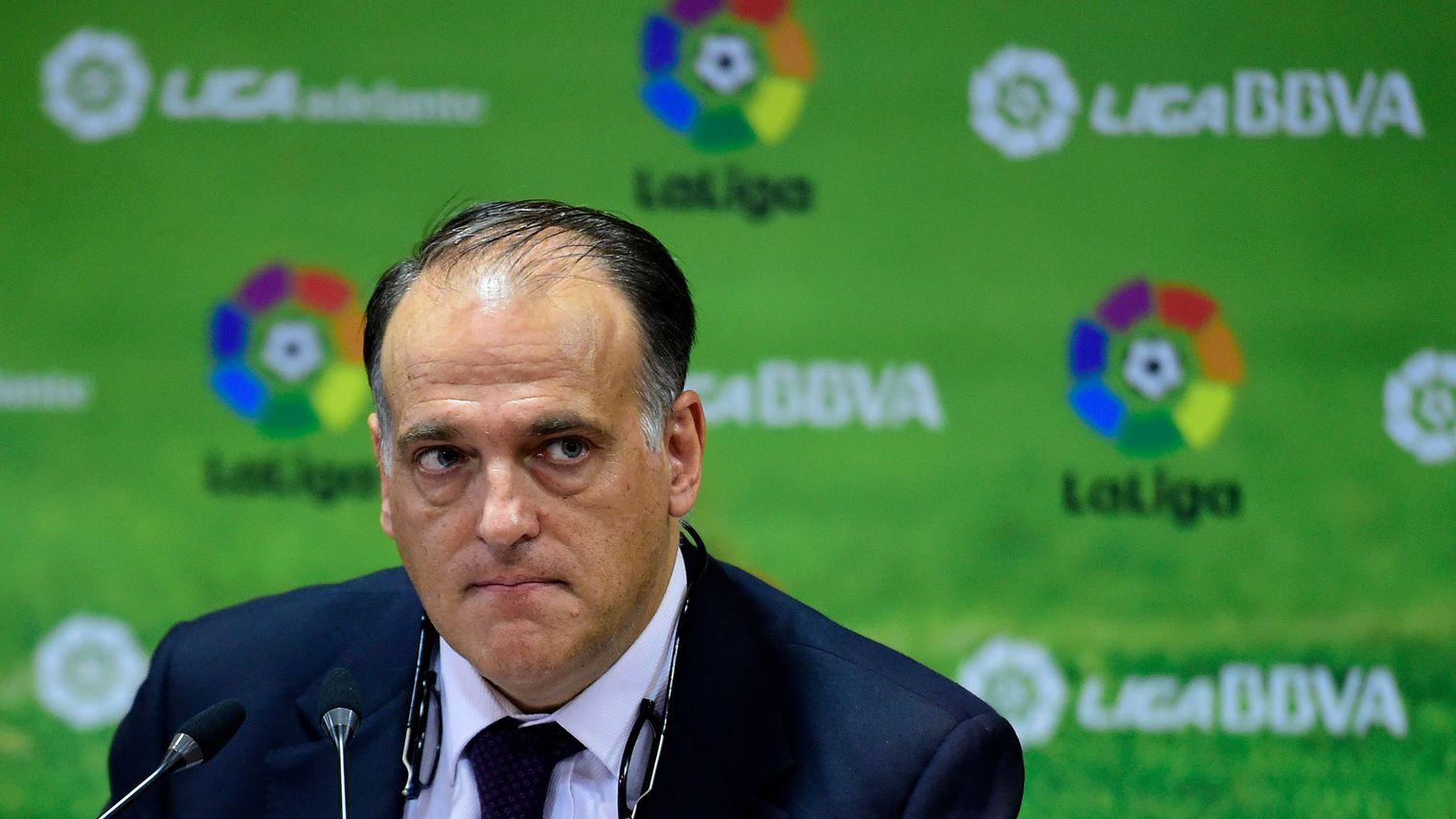 La Liga suspendue désormais jusqu'à nouvel ordre — Coronavirus