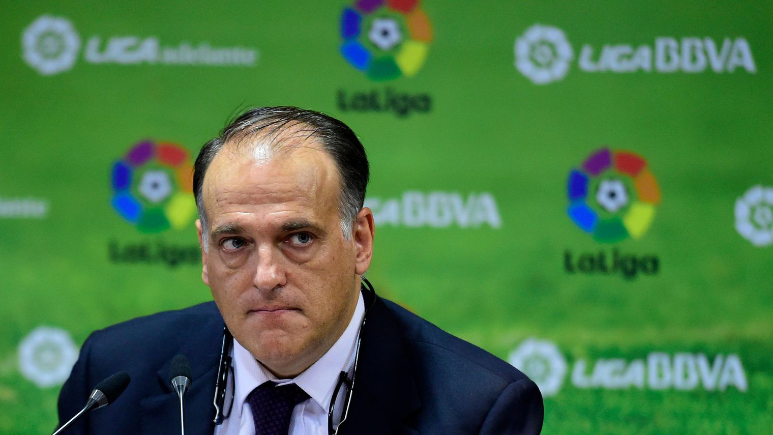 La Liga suspendue désormais