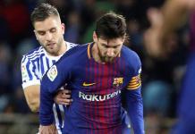 Messi et Kevin Rodrigues