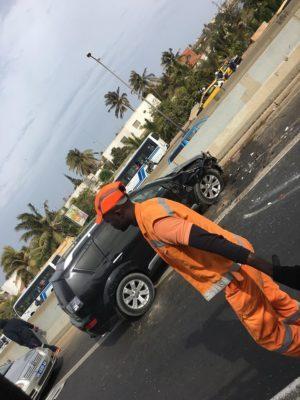 4 blessés dans un accident sur l'autoroute à péage