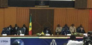 Sécurité : 5ème conférence des Directeurs et commandants des gendarmeries africaines