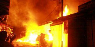 Missira Wadène - Kaffrine : un incendie ravage plus de 40 cantines