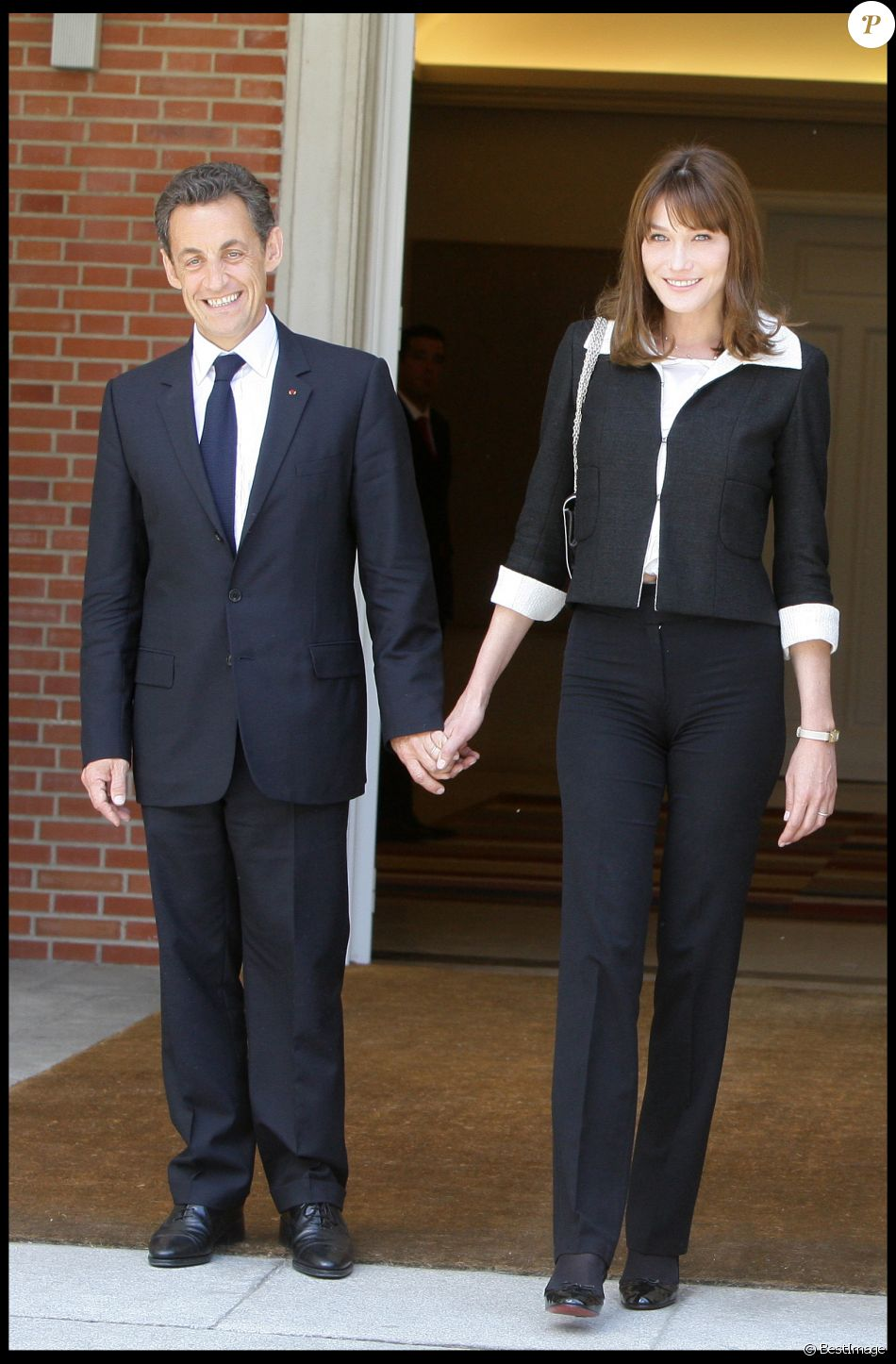 It S An Alpha Ax I Liked It Carla Bruni Nicolas Sarkozy Satmu