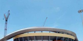 Pikine : l'arène nationale vandalisée, plusieurs chaises cassées