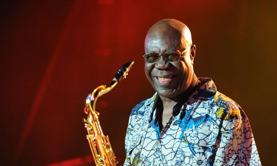 Le saxophoniste Manu Dibango est décédé du coronavirus