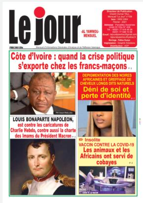 Magazine: Découvrez le contenu d'Al Yaoum, Le Jour – N°104, Février 2021